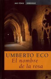 #Bibliotecas // Umberto Eco: El nombre de la rosa // La biblioteca de esta novela es de lás conocidas y peligrosas de la literatura // 82-32 ECO nom