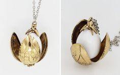"Unless you're a real Harry Potter fan, stop reading right now, because this list of Harry Potter themed jewelry and accessories are imbued with magical properties that only Potterheads will get. When you hear ""Hogwarts,"" do you think of dermatology? Do you think that ""Muggle"" is a transitive verb meaning ""to rob gently?"" If you answered ""Yes"" to any of the above, then STOP READING NOW."