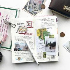 Preserving memories with a travel journal..  When you walk around Ikebukuro you can find owls everywhere! 滿是可愛貓頭鷹的池袋 Repost : @wenyea . . . #travelersnotebook #travelersnote #journal #wenyea_tokyo #fujifilm #instaxclub #polaroid #instax by instaxClub