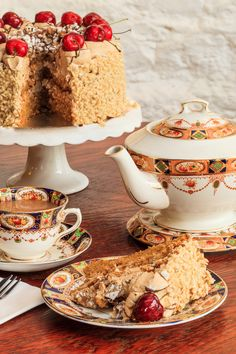 Afternoon Tea at Anne of Cleves, Totnes