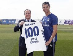 Cristiano Ronaldo has described scoring 100 European goals as incredible after his brace against Bayern Munich secured a Real Madrid win on Wednesday.The Portuguese ended a seven-month Champions League goal drought in thefirst leg of the quarter-final tie as Los Blancos came from behind to beat Bayern.His goals which both came in the second half of the 2-1 win were his 99th and 100th in Europe as Ronaldo made history in achieving the feat.Addressing his new record the 31-year-old said it was…