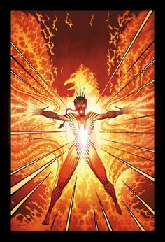 Phoenix: Rachel Summers by John Romita Jr