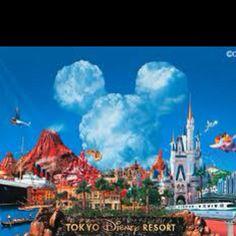 Tokyo Disneyland & Disney Sea