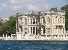Palacio de Küçüksu #Estambul #palacios #turquia