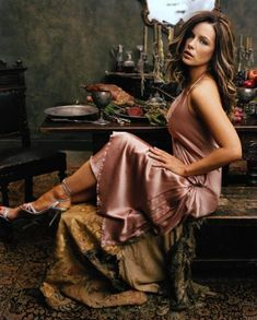 English actress Kate Beckinsale