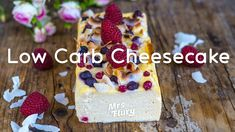 Low Carb Keto Cheesecake Rezept / Käsekuchen zuckerfrei ohne Boden Supper Recipes, Healthy Dinner Recipes, Healthy Food, Sliced Turkey, Best Oatmeal, Balsamic Beef, Whole Grain Bread, Evening Meals, Protein Foods