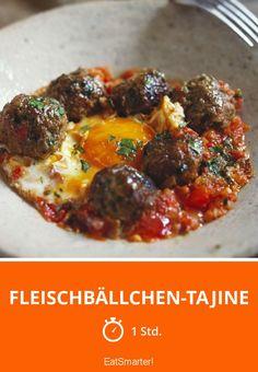 Fleischbällchen-Tajine - smarter - Zeit: 1 Std. | eatsmarter.de