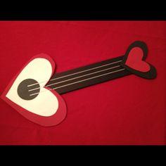 Valentine guitar - cute class party craft