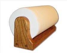 Golden Oak Paper Towel Holder (Mounted)