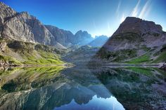 Tyrolean Alps, Austria