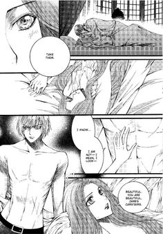 Some Jem/Tessa action from the Infernal Devices manga, part 2.