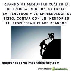 un mentor es la clave del  éxito de todo emprendedor para tener uno visita http://ift.tt/1ONUEmF