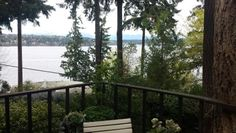 Just #WaterView with close beach access. #BainbridgeIsland