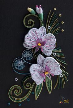 Beautiful Orchid - by:  nelika-neli.blogspot.com