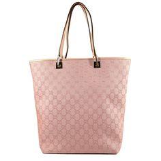 d4d8b5fddd3885 Gucci handbag GG Medium Bucket Shopping Bag Pink (GG1667). Gucci HandbagsPurses  OnlineDesigner ...