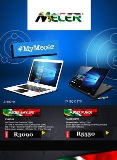 Mecer Xpression Laptops