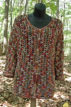 Free sweater pattern from a lovely lady's blog :)
