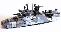 CB-95 'Rockfish' reloaded The CB-95 may have won last year's annual military contest, but to be perfectly honest there was a great number o...