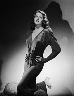 Rita Hayworth ~ 1941 George Hurrell