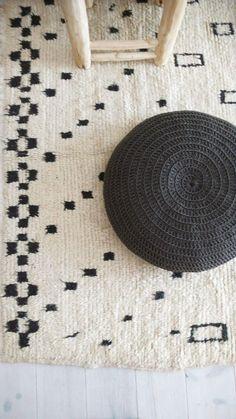 AZILAL RUG - Moroccan Wool Rug