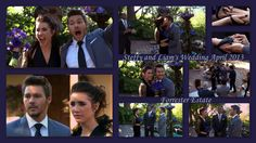 The Bold and the Beautiful's Hope, Liam and Steffy love triangle lasted over 3 years. Even after Steffy's departure she remains a key reason why Hope and Liam haven't reunited. Next Wedding, Italy Wedding, Got Married, Getting Married, Runaway Bride, Female Fighter, Bold And The Beautiful, Second Weddings, Be Bold