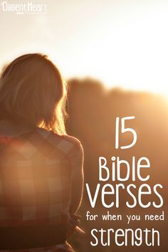Bible Verses for when you need Strength. 15 Bible Verses for when you need to be reminded of the strength we can find in Him. Psalm For Strength, Strength Bible Quotes, Bible Verses About Strength, Scripture Verses, Bible Verses Quotes, Bible Scriptures, Life Quotes, Bible Study Tips, Feeling Weak