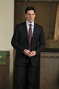 Thomas Gibson in Criminal Minds (2005)