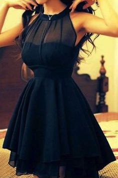 #black #littleblackdress #dress