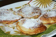 petites crepes aux pommes (Placki z jablkami) recette polonaise