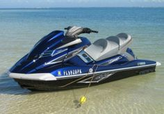 11.7 feet  2013 Yamaha 2013 Yamaha FX Cruiser SHO Supercharged 3-Pass 2-3 Passenger Seated , blue, 45 hours for sale in Tarpon Springs, FL