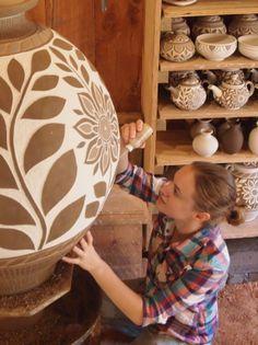 Process | kate johnston pottery