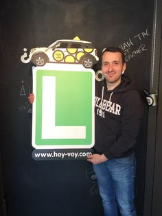 JUAN ANDRÉS SOSA!!! #hoyvoy #autoescuela #granollers