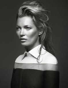 Kate Moss by Bryan Adams for Zoo Magazine # 40 F/W 2013 _
