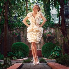 Ruby  Maxwell - Liza Nay Ruffle Dress - 26 Days