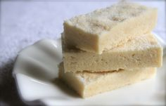 The Last Shortbread Recipe You'll Ever Need | The Cookbook Chronicles