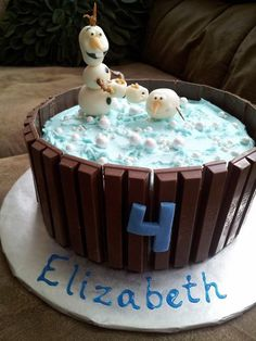frozen cakes - Google Search