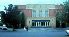 Yallourn Picture Theatre 1975