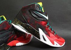 Nike Zoom LeBron Soldier 8 Christmas