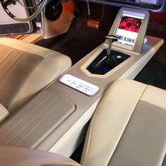 Custom Car Interior, Van Interior, Truck Interior, Car Interior Upholstery, Automotive Upholstery, Custom Car Audio, Custom Cars, Custom Center Console, Leather Car Seat Covers