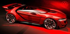 Présentation du Volkswagen GTI Roadster Vision Gran Turismo - INFOS - gran-turismo.com