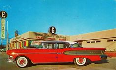 1958 Edsel Citation 4-door