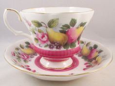 Royal Albert English Bone China Tea by TeaCupsFromSharon on Etsy