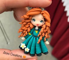 1 million+ Stunning Free Images to Use Anywhere Polymer Clay Princess, Polymer Clay Disney, Polymer Clay Fairy, Cute Polymer Clay, Cute Clay, Polymer Clay Dolls, Polymer Clay Projects, Polymer Clay Charms, Polymer Clay Creations