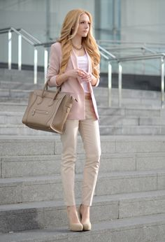 Fashion Trends for Spring 2014: 30 Outfit Ideas Inspired from the Runway - Super cute for work