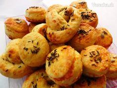 Zemiakovo-syrové pagáčiky (fotorecept) - Recept