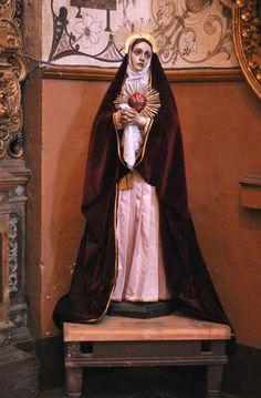 Virgin of Sorrows Mexico by Ilhuicamina, via Flickr