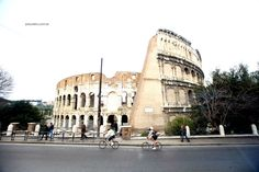 Coliseum #Rome #Italy #Europe #trip #landscape #photography #travel