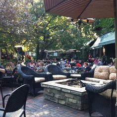 WA Frost & Company - I loved the Chef's Burger, Ben less so, lovely patio but I'd only return if I was in the area.