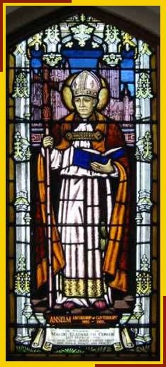 St. Anselm of Canterbury                                                                                                                                                                                 More