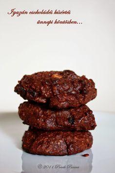 Pocak Panna : Karácsony illatú csokis keksz (paleo), karácsonyi ...